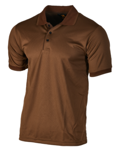 POLO SHIRT, SAVANNAH RIPSTOP, DARK OLIVE