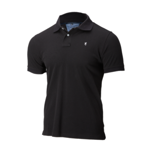 ULTRA 78 POLO SHIRT BLACK