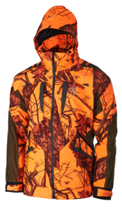 JACKET, XPO LIGHT ZIPPIN, BLAZE ORANGE